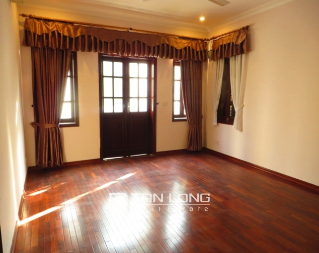 A magnificent 4 bedroom villa for rent in C7, Ciputra Hanoi 6