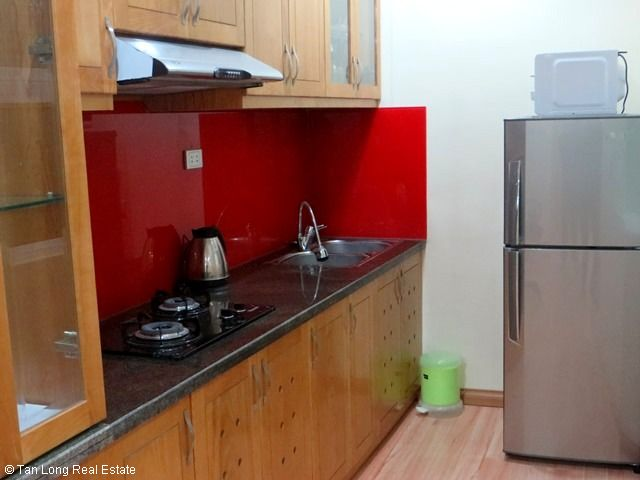 A nice 01 bedroom apartment for rent in Ngoc Lam, Long Bien district, Ha Noi 10