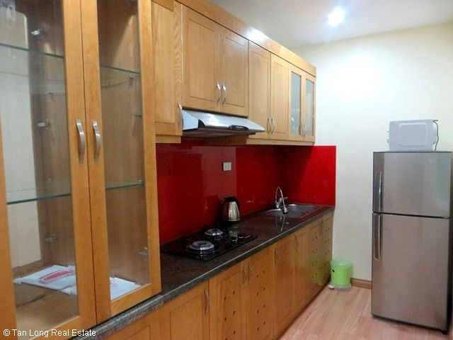 A nice 01 bedroom apartment for rent in Ngoc Lam, Long Bien district, Ha Noi 8