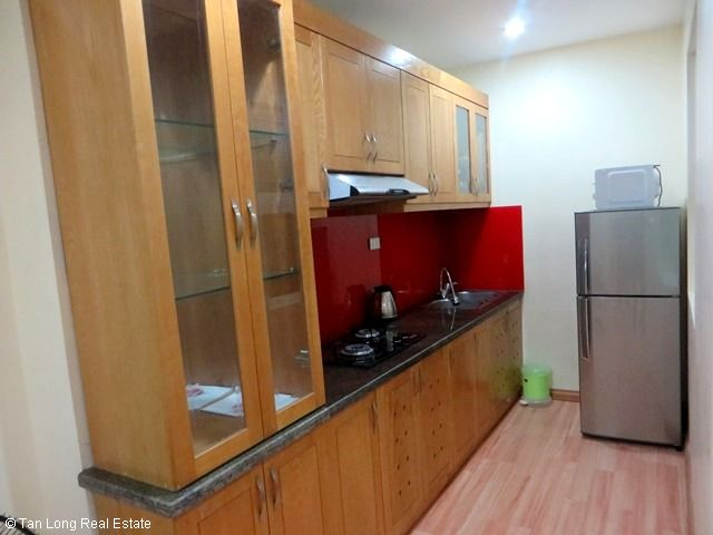 A nice 01 bedroom apartment for rent in Ngoc Lam, Long Bien district, Ha Noi 9