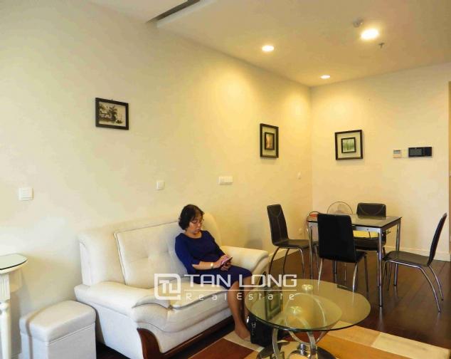 A nice 1 bedroom apartment for rent in Lancaster Tower, Nui Truc str, Ba Dinh dist 2