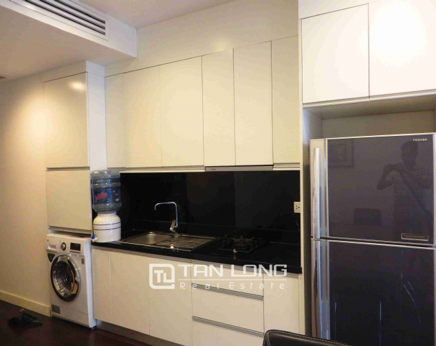 A nice 1 bedroom apartment for rent in Lancaster Tower, Nui Truc str, Ba Dinh dist 5