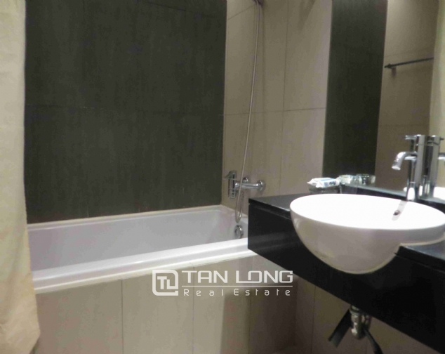 A nice 1 bedroom apartment for rent in Lancaster Tower, Nui Truc str, Ba Dinh dist 6