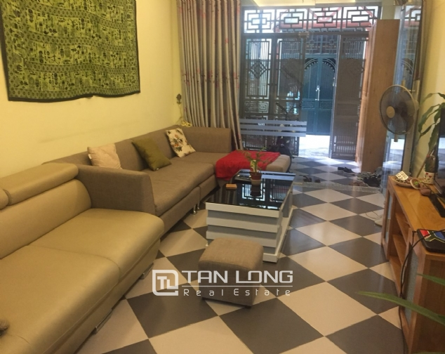 A nice 4 bedroom house for rent in Dao Tan str., Ba Dinh dist. 1