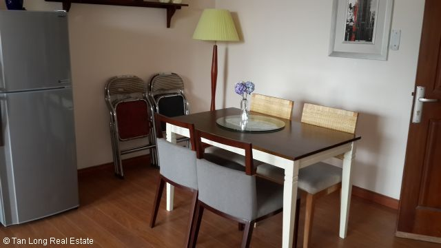 A nice cheap apartment availble for rent in Packexim Apartment,Tay Ho District, Ha Noi. 1