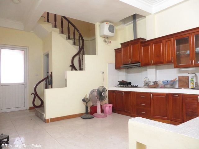 A nice house for rent on Bo De street, Long Bien district, Ha Noi 4