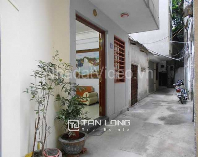 A nice house for rent on Ham Tu Quan street 1