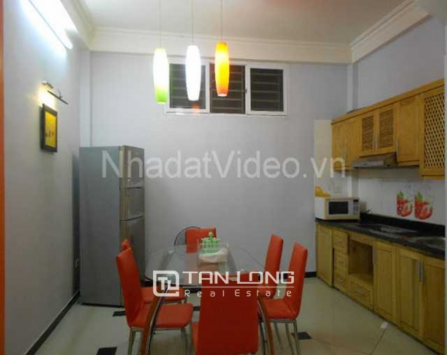 A nice house for rent on Ham Tu Quan street 4