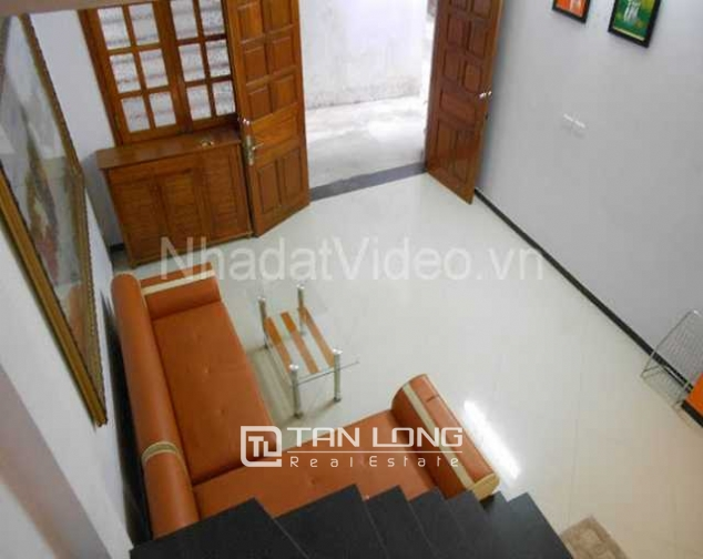 A nice house for rent on Ham Tu Quan street 6