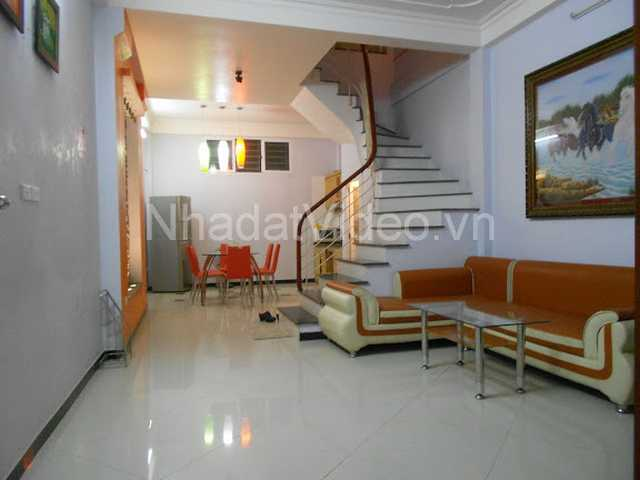 A nice house for rent on Ham Tu Quan street