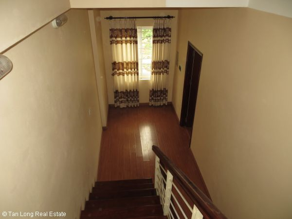 A quite almost furnished 5 bedroom house to rent in Sai Dong, Long Bien district, Hanoi 10