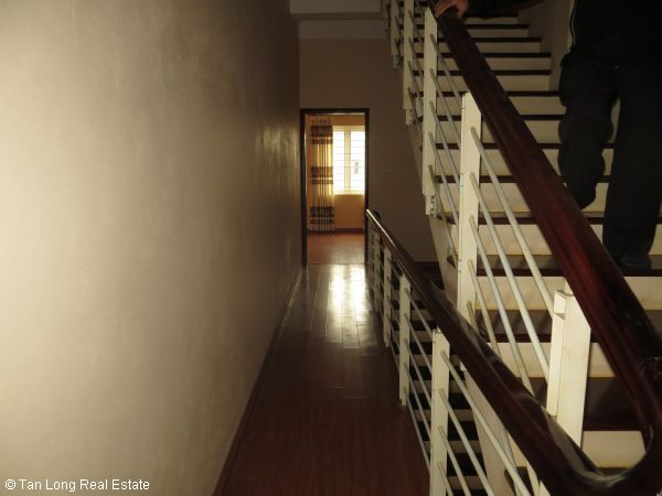 A quite almost furnished 5 bedroom house to rent in Sai Dong, Long Bien district, Hanoi 1