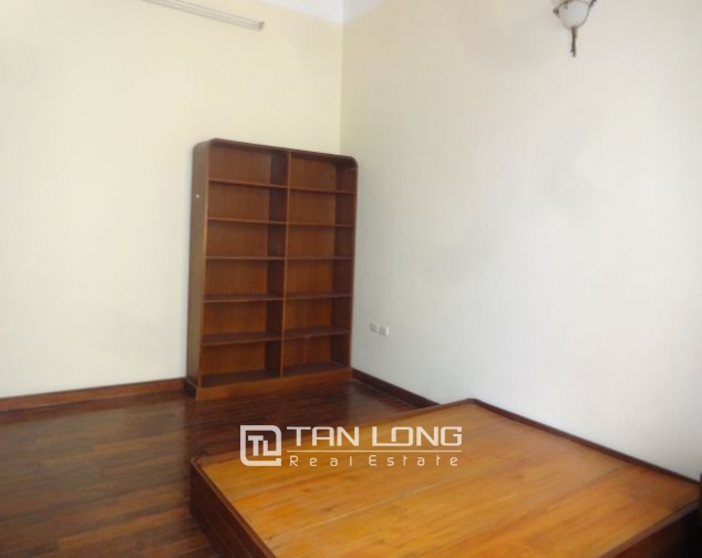 A three-storey house in Tay Ho street, Tay Ho district for rent 10