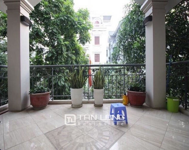 A villa for rent on Peach Garden, Tay Ho district! 7