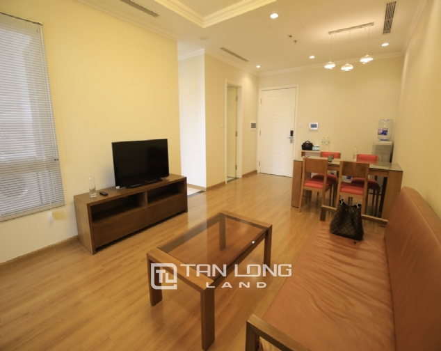Affordable 1 bedroom apartment for rent in Vinhomes Nguyen Chi Thanh 1