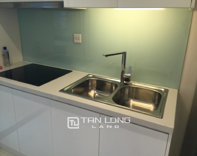 Affordable 1 bedroom apartment for rent in Vinhomes Nguyen Chi Thanh 2