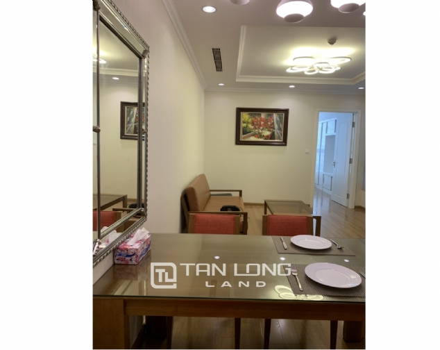Affordable 1 bedroom apartment for rent in Vinhomes Nguyen Chi Thanh 3