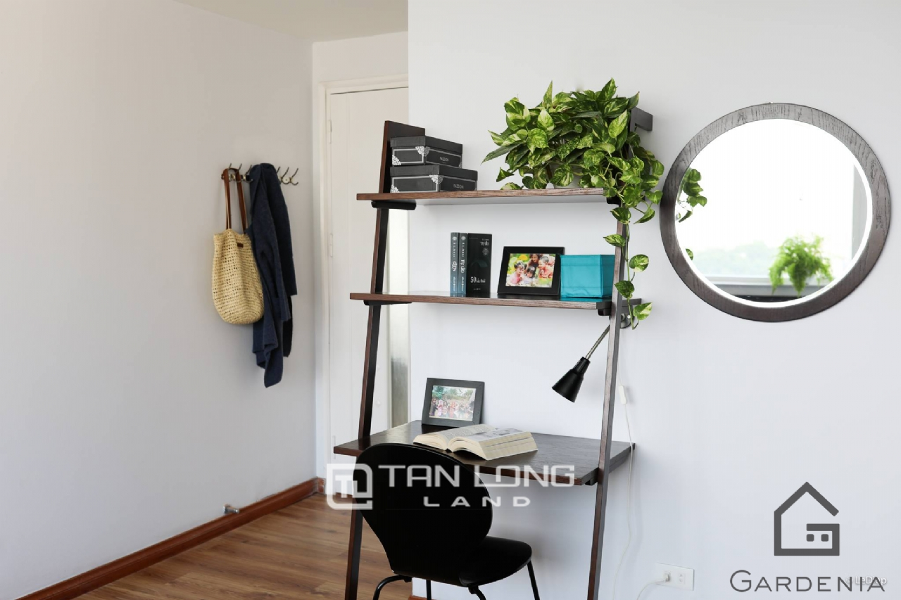 Affordable 2 bedroom apartment for rent on Doi Nhan street, Ba Dinh 3