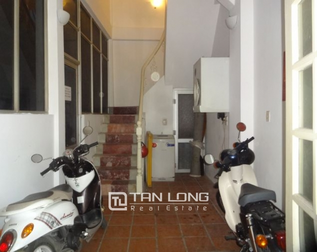 Airy 1 bedroom apartment to rent in Nguyen Khac Hieu, Ba Dinh district, Hanoi 1