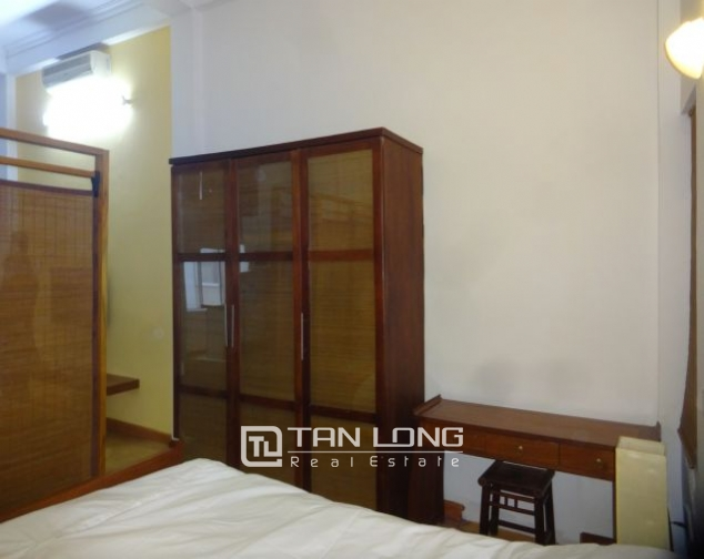 Airy 1 bedroom apartment to rent in Nguyen Khac Hieu, Ba Dinh district, Hanoi 5