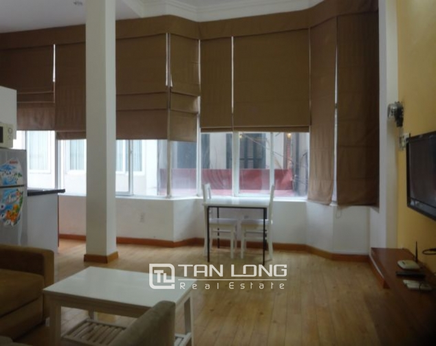 Airy 1 bedroom apartment to rent in Nguyen Khac Hieu, Ba Dinh district, Hanoi 6
