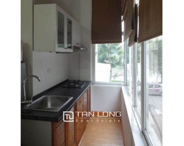 Airy 1 bedroom apartment to rent in Nguyen Khac Hieu, Ba Dinh district, Hanoi 7