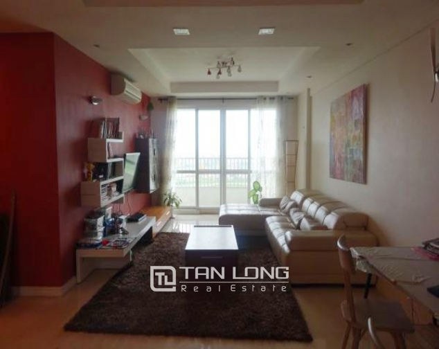 Airy 3 bedroom apartment for sale in P1 Ciputra, Tay Ho 1