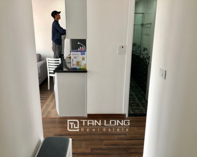 Airy and bright apartment for rent in To Ngoc Van street, Tay Ho district! 1