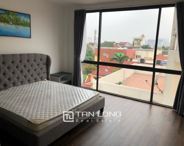 Airy and bright apartment for rent in To Ngoc Van street, Tay Ho district! 4