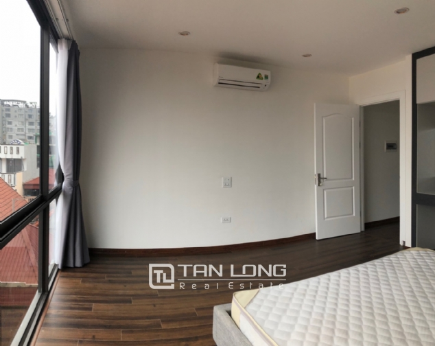 Airy and bright apartment for rent in To Ngoc Van street, Tay Ho district! 6