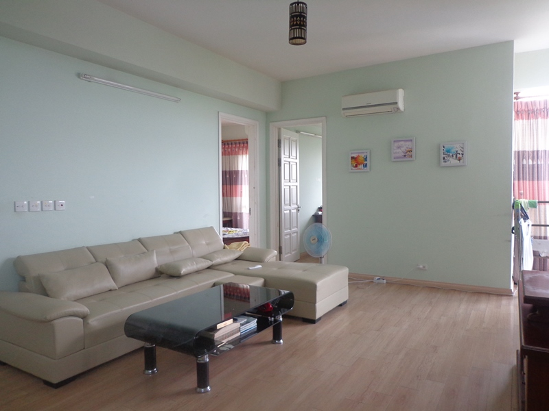Amazing 3 bedroom apartment for sale in E1 Ciputra, Tay Ho, Hanoi