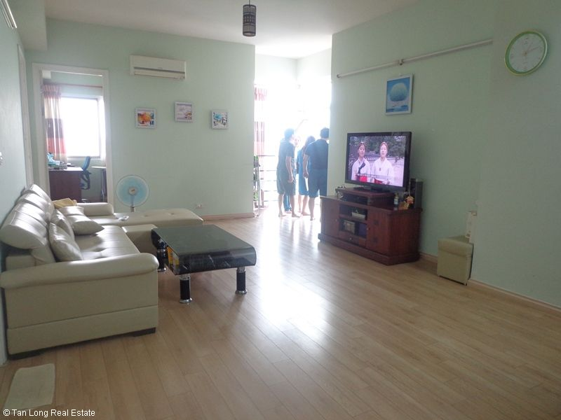 Amazing 3 bedroom apartment for sale in E1 Ciputra, Tay Ho, Hanoi 2