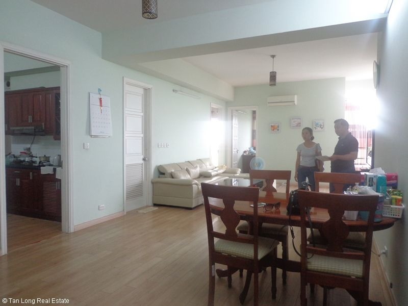 Amazing 3 bedroom apartment for sale in E1 Ciputra, Tay Ho, Hanoi 3