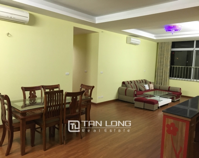 Amazing 3 bedroom apartment in Packexim Tay Ho for rent 3