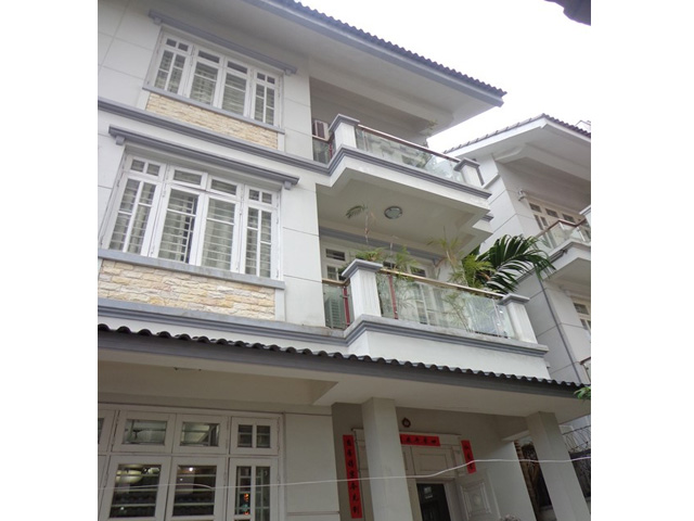 Amazing 4 storey villa for rent in Doi Nhan, Ba Dinh, Hanoi