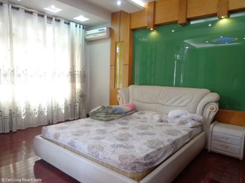 Amazing 4 storey villa for rent in Doi Nhan, Ba Dinh, Hanoi 9