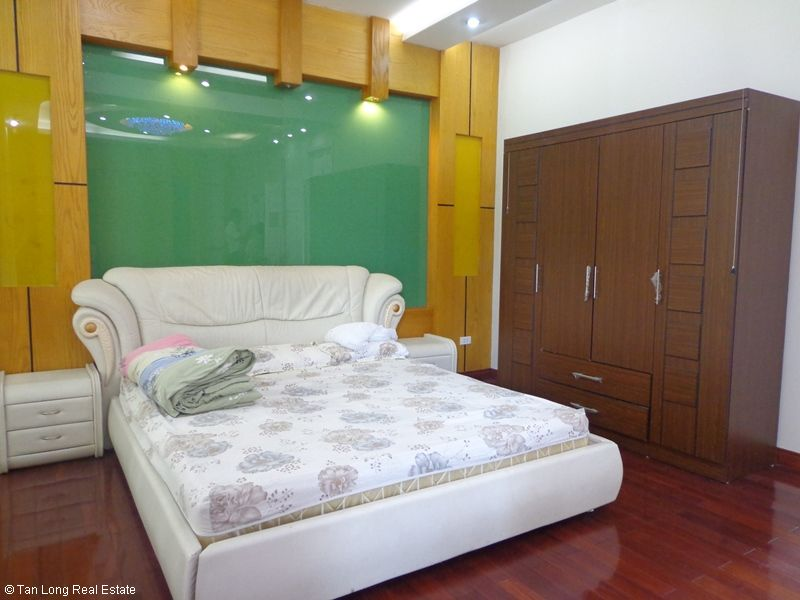 Amazing 4 storey villa for rent in Doi Nhan, Ba Dinh, Hanoi 10
