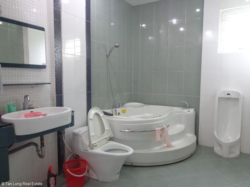 Amazing 4 storey villa for rent in Doi Nhan, Ba Dinh, Hanoi 7