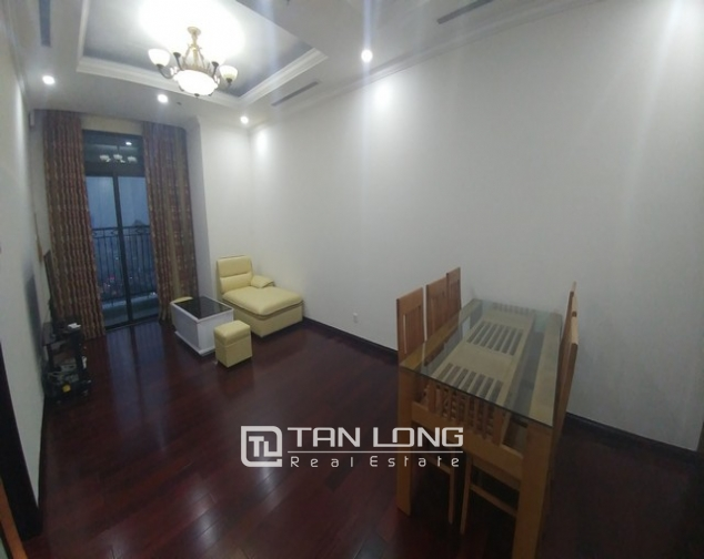 An adorable full furnished apartment for rent in Royal City, Thanh Xuan Dict, Hanoi 2