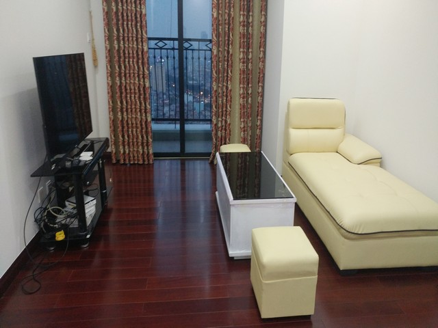 An adorable full furnished apartment for rent in Royal City, Thanh Xuan Dict, Hanoi