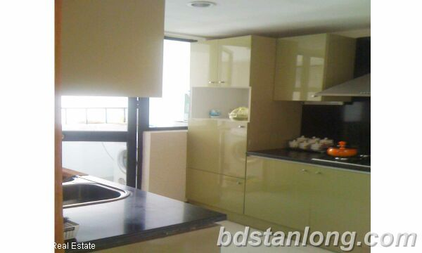 Apartment at Chelsea Park Hanoi for rent 6