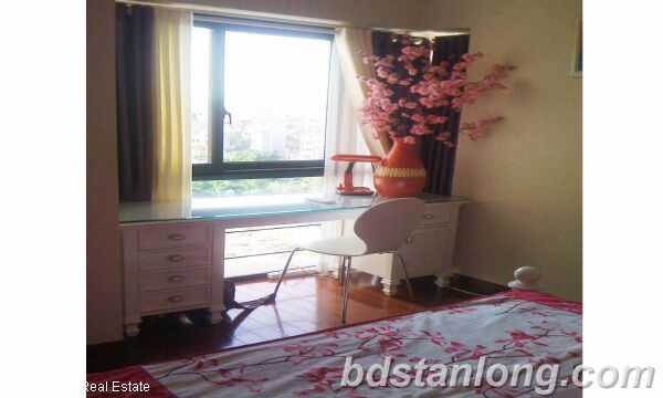 Apartment at Chelsea Park Hanoi for rent 8