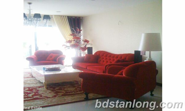 Apartment at Chelsea Park Hanoi for rent 1