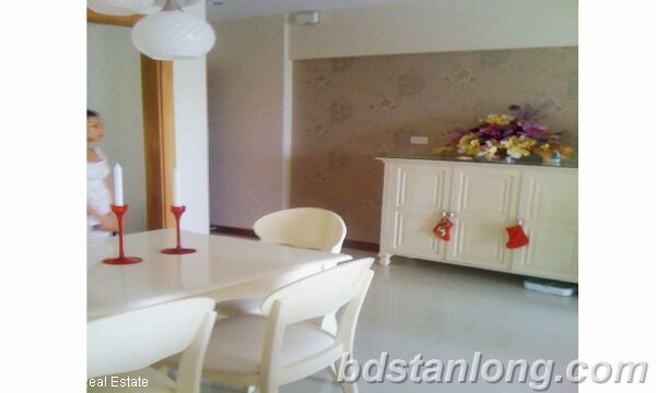 Apartment at Chelsea Park Hanoi for rent 5
