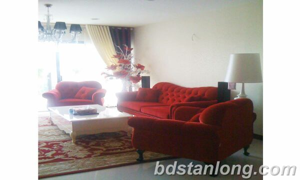 Apartment at Chelsea Park Hanoi for rent