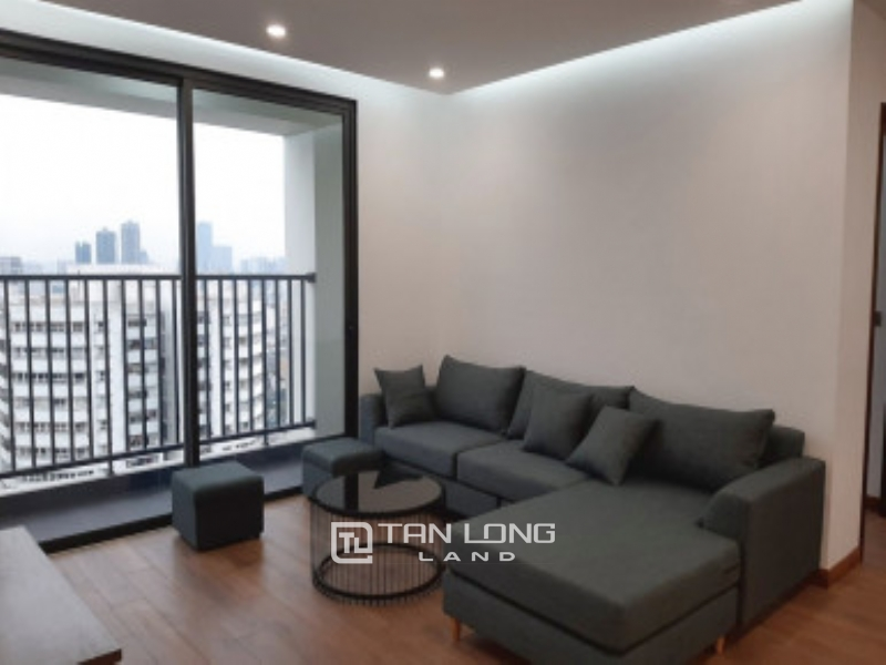 Apartment for rent 2 bedrooms in 6th Element, beautiful, Ho Tay view, super attractive price 1