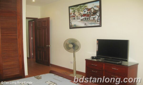 Apartment for rent at N05 Tran Duy Hung, Cau Giay district, Hanoi. 9