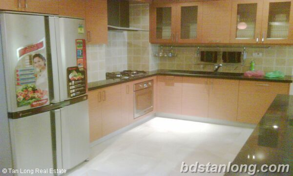 Apartment for rent in Ciputra Hanoi 3