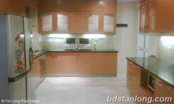 Apartment for rent in Ciputra Hanoi 4