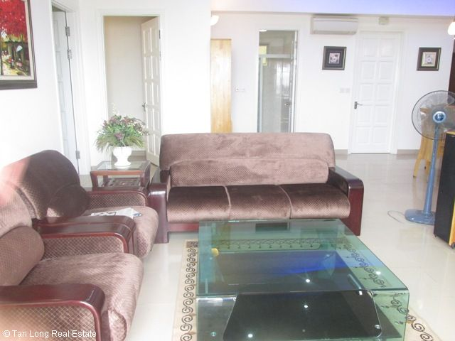 Apartment for rent in Ciputra, Hanoi 10